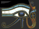 image of horus eye